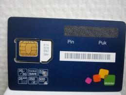 GSM Card Belgium Red Bull Mobile (Mint,Neuve) 2 Photo�s