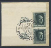 Deutsches Reich Nr. 650 gestempelt used  aus Block 11