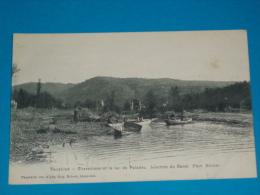 38) Charavines - Le Lac De Paladru - L´entrée Du Canal  - Année  - EDIT- Robert - Charavines
