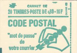 Carnet N°1893-C1a, Fermé, Neuf, TB, Cote 54 Euros, Voir Photo - Carnets