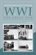 Mayreau  Grenadines Of St. Vincent-2014-War-WWI - St.Vincent E Grenadine