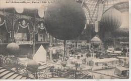PREMIER SALON INTERNATIONAL AERONAUTIQUE ( 1909 ) - Expositions