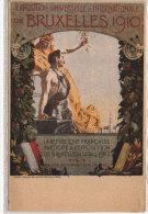 Exposition Universelle Et Internationale De BRUXELLES 1910 (73090) - Universal Exhibitions
