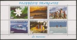 POLYNESIE - 1997 (**)  N� 536 A 554 - COTE 180,00 EUROS