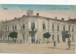 Stryj C.K. Poczta  K.K. Postamt P. Used Austria 8559 Schonfeld - Ukraine