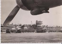 AVION LE PARKING AEROPORT DE PARIS LE BOURGET  BELLE CARTE RARE !!! - 1946-....: Moderne