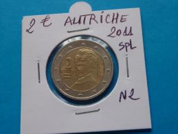 2  EURO  AUTRICHE  2011 Spl - Austria