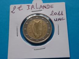 2  EURO  IRLANDE   2011 Unc - Ireland