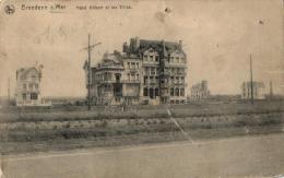 BELGIQUE - FLANDRE OCCIDENTALE - BREEDENE - BREDENE - Hôtel Gilbert Et Les Villas. - Bredene