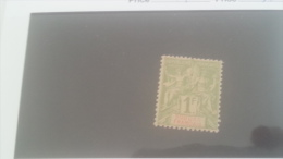 LOT 228869 TIMBRE DE COLONIE SOUDAN NEUF* N�25 VALEUR 11 EUROS