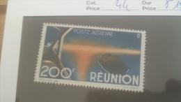 LOT 228878 TIMBRE DE COLONIE REUNION NEUF* N�44 VALEUR 18 EUROS