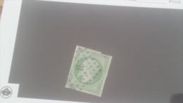 LOT 228889 TIMBRE DE FRANCE OBLITERE N�12 VALEUR 100 EUROS