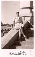 "PORTRAIT Nº 246 PIN UP FEMME-MUJER-DONNA-WOMEN MAR DEL PLATA ""CASA FOTO ARIS"" ANNEE 1950 NON CIRCULEE GECKO - Pin-Ups"