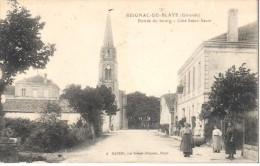 33 GIRONDE REIGNAC DE BLAYE - Otros Municipios