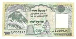 Nepal 100 Rupees UNC .S. - Nepal