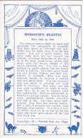 Horoscope Reading November 10th To 17th - Astrology