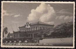 CARTE PHOTO BRAZIL * RECIVE -- CLUB INTERNACIONAL * Rare - Recife
