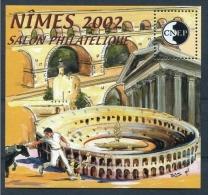 !!! 2002 BLOC DE LA CNEP N°36 NEUF** NIMES - CNEP