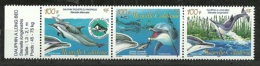 New Caledonia 2005 - Dolphins , MNH - New Caledonia