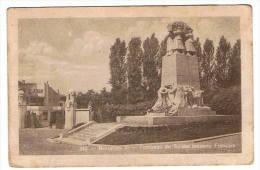Bruxelles-   Tombeau Du Soldat Inconnu Francais - Monuments, édifices