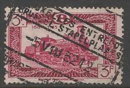 1949 3fr Railway, Used - 1942-1951