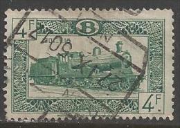 1949 4fr Railway, Used - 1942-1951