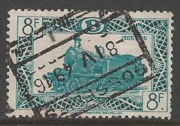 1949 8fr Railway, Used - 1942-1951