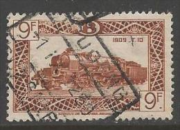 1949 9fr Railway, Used - 1942-1951