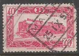 1949 30fr Railway, Used - 1942-1951