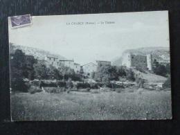 26 - La Charce - Le Chateau - 1941 - Autres Communes