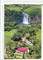 ILE De  LA REUNION  -   Cascade Niagara  à Ste Suzanne - La Réunion