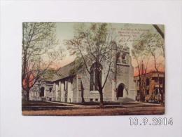 Kenosha. - The HenrySimmons Memorial Church. (1 - 9 - 1909) - Kenosha
