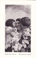 """La Fête Des Mamans - Het Feest Der Moeders - Au Dos """"Chocolat Martougin"""" - Fête Des Mères"""