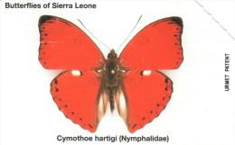 *SIERRA LEONE* - Scheda Usata - Sierra Leone