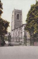 FRAMLINGHAM PARISH CHURCH