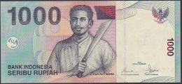 Indonesia, 1000 Rupiah, P.141h (2000/with Text Indicating 2007 Issue) UNC - Indonesia