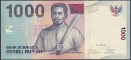Indonesia, 1000 Rupiah, P.141f (2000/with Text Indicating 2005 Issue) UNC - Indonesia