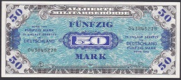 Germany, 50 Mark, 196a (9 Digit Serial/'F') UNC - 50 Mark