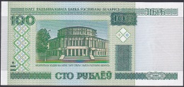 Belarus, 100 Rublei, P.26a (2000) UNC - Belarus