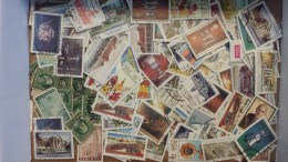 Lot #2 Lot of Worldwide Old Stamps Mint/Used weight 4 oz