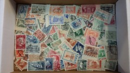 Lot #3 Lot of Worldwide Old Stamps Mint/Used weight 3 oz