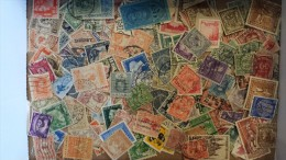 Lot #8 Lot of Worldwide Old Stamps Mint/Used weight 4 oz