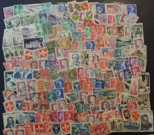 Lot #13 Lot of Worldwide Old Stamps Mint/Used 3 oz