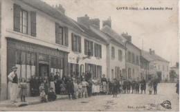 COYE ( La Grande Rue ) - Andere Gemeenten