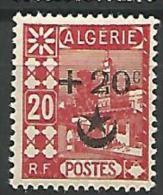 ALGERIE YVERT N� 61  NEUF** LUXE