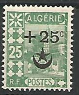 ALGERIE YVERT N� 62  NEUF** LUXE