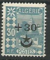 ALGERIE YVERT N� 63  NEUF** LUXE