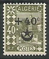 ALGERIE YVERT N� 65  NEUF** LUXE