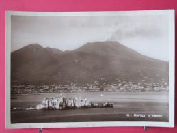 Italie - Napoli - Il Vesuvio - Très Bon état - Scans Recto-verso - Napoli