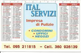 CAL651 - CALENDARIETTO 2004 - ITAL SERVIZI - Calendari